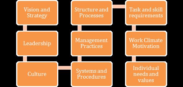 Organisational Culture Improvement